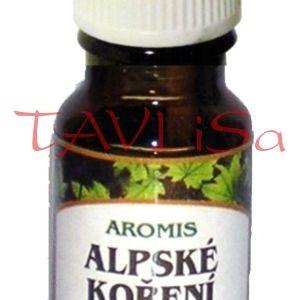 vonný olej Alpské koření 10ml Aromis